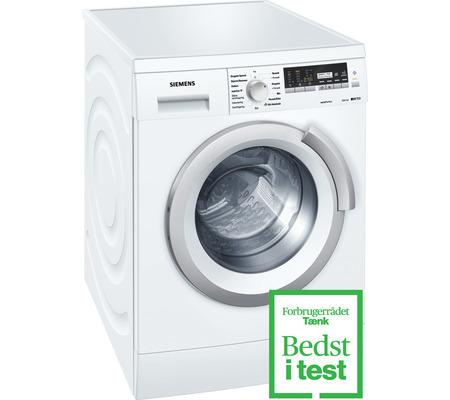 Den bedste Siemens vaskemaskine