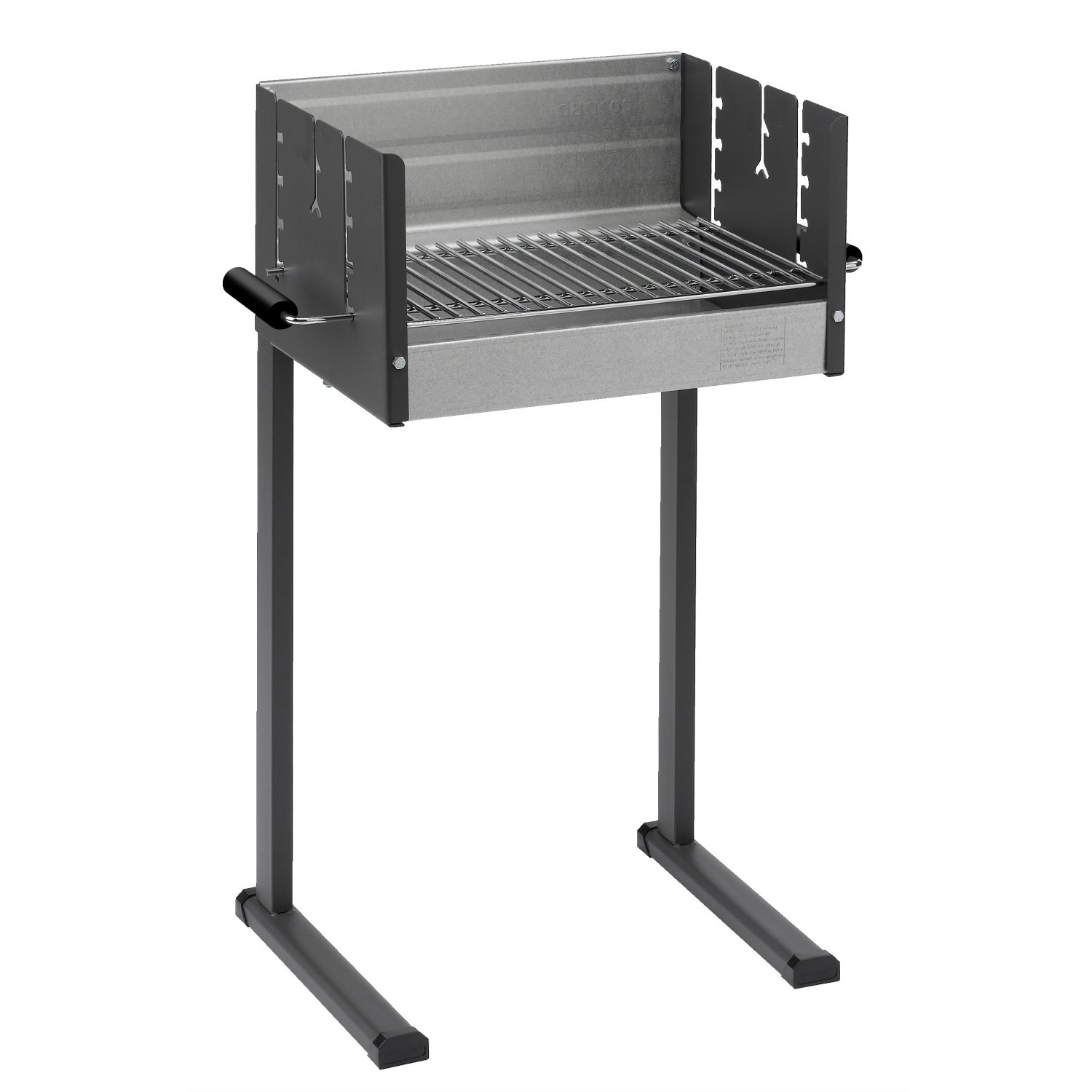 dancook 7000 er en solid men billig kulgrill